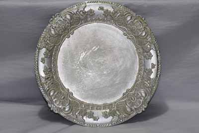 DECORATE PLATE & FUJIAN JIANTENG TRADING CO.LTD.